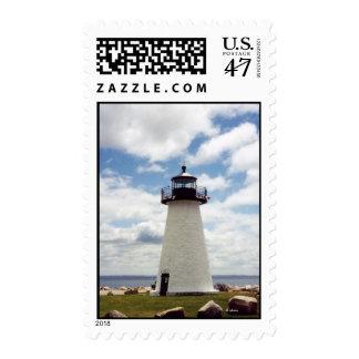 Ned's Point Lighthouse, Massachusetts Stamp