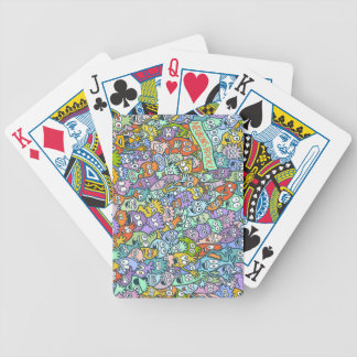Ned The Neuron Playing Cards