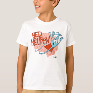 Ned the Neuron t-shirt