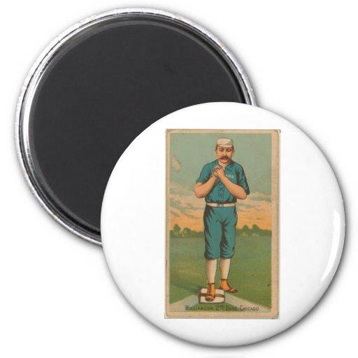 Ned Williamson, Chicago White Stockings Magnets