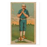 Ned Williamson, Chicago White Stockings Post Card