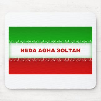 Neda Agha Soltan Mouse Pad