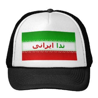 Neda Irani Trucker Hat