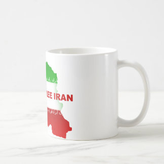 Neda is Free Iran Mugs