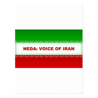 NEDA - Voz de Irán Postal