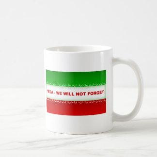 Neda - We will not forget Coffee Mug