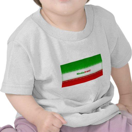 NedaIrani Tshirts