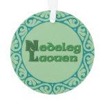 Nedeleg Laouen - Breton Christmas Decoration