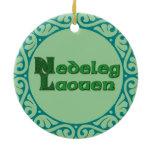 Nedeleg Laouen - Breton Christmas Ornament