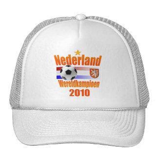 Nederland 2010 hats