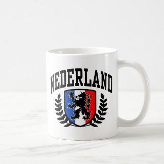Nederland Classic White Coffee Mug