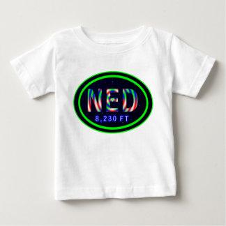 Nederland CO 8,230 FT Tie Dye NED T-Shirt