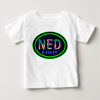 Nederland CO camiseta de 8.230 del pie NED del Playeras