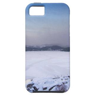 Nederland Colorado Barker Reservoir Winter Secnic iPhone SE/5/5s Case
