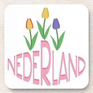 Nederland Drink Coaster