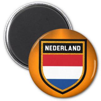 Nederland Flag Magnet
