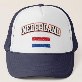 Nederland  Flag Trucker Hat