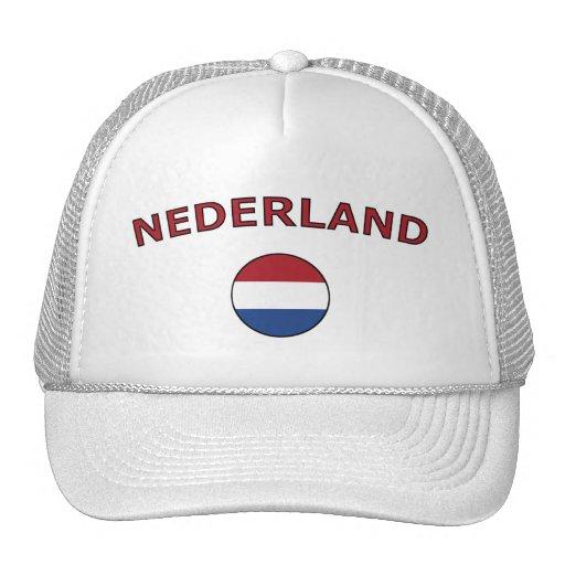 Nederland Gorro De Camionero