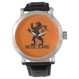 Nederland Lion Wristwatch