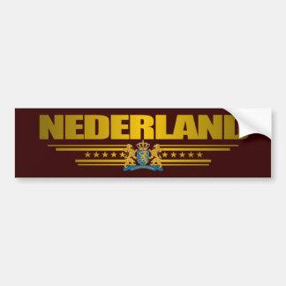 Nederland Pride Bumper Sticker