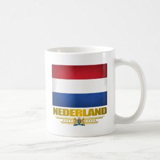 Nederland Pride Classic White Coffee Mug
