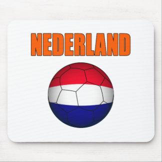 Nederland soccer t-shirts mouse pad