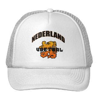 Nederland Voetbal 2010 Gifts Trucker Hats