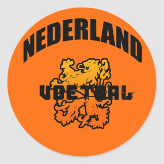 Nederland Voetbal 2010 Gifts Stickers