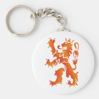 Nederland wereldkampioen 2010 lion key chain