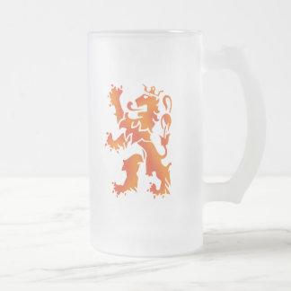 Nederland wereldkampioen 2010 lion coffee mug