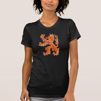 Nederland wereldkampioen 2010 lion t shirt
