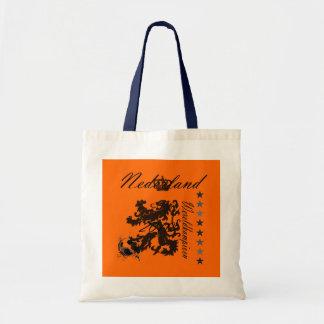 Nederland Wereldkampioen leeuw 2010 Tote Bags
