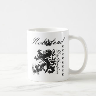 Nederland Wereldkampioen leeuw 2010 Coffee Mug