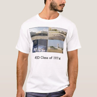 nedians, NED Class of 1974 T-Shirt