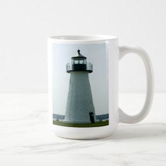 Ned's Lighthouse Massachusetts Mug