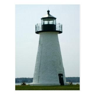 Ned's Lighthouse Massachusetts Postcards