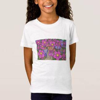 Nee Folk - Prince & Princess Fairy Land - Art Kids T-Shirt