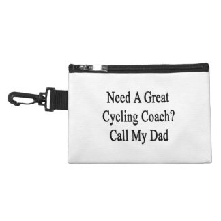 Need A Great Cycling Coach Call My Dad Accessory Bags
