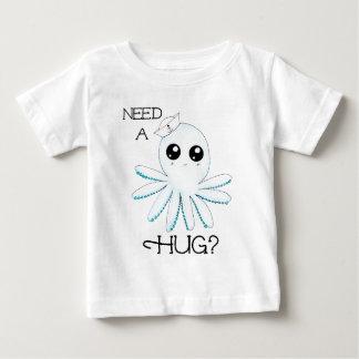 Need a Hug Kawaii Cute Sailor Octopus Tee Shirt