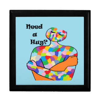 Need a Hug? Keepsake Box