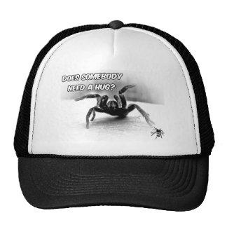 Need a Hug - Tarantula Art Design 8 Cap