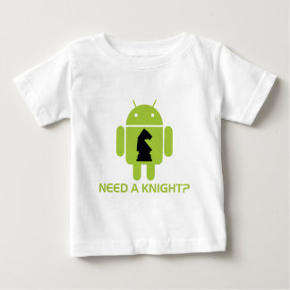Need A Knight? (Software Developer Humor) Baby T-Shirt