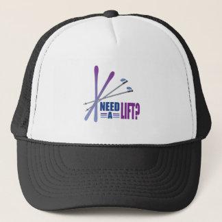 Need A Lift Trucker Hat