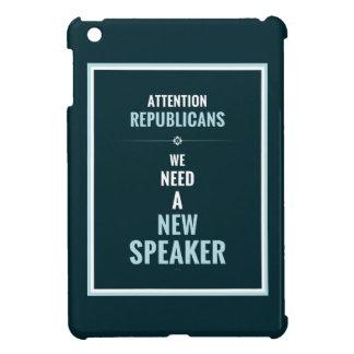 Need A New Speaker iPad Mini Cases
