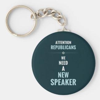 Need A New Speaker Keychain