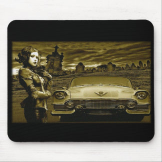 need a ride? mouse pad