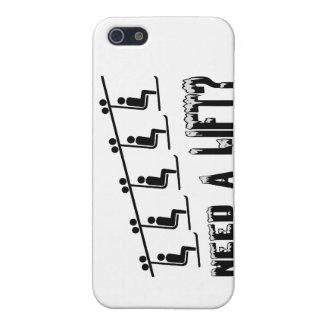 Need A Ski Lift iPhone SE/5/5s Cover