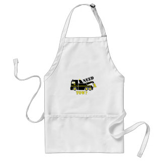Need A Tow? Adult Apron