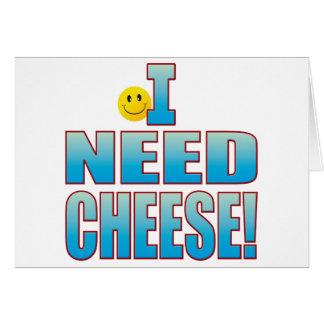 Need Cheese Life B Card