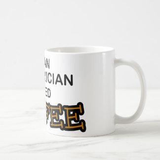 Need Coffee - Electrician Coffee Mug